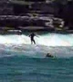 Surfing-Bondi-Beach