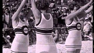 Women-surf-lifesavers-at-Bondi-Beach-in-the-1920s-newsreel-Surf-Guardians