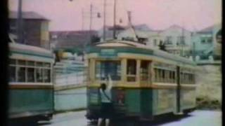 Bondi-Junction-Tram-Early-1950s