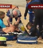 Seven-students-transported-to-hospital-after-near-drowning-in-Bondi-Beach