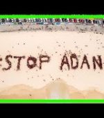 Breaking-News-Thousands-gather-at-bondi-beach-to-protest-construction-of-the-adani-mine