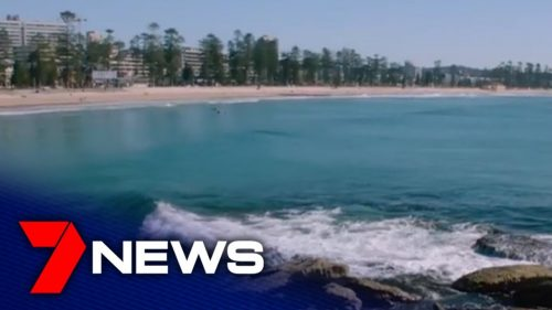 80km-Bondi-to-Manly-officially-opened-7NEWS